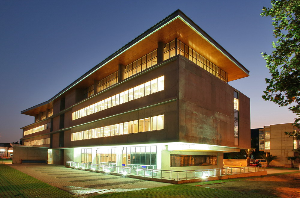 Ucampus uchile for Arquitectura de interiores universidades